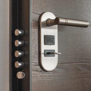 Sobna i sigurnosna vrata